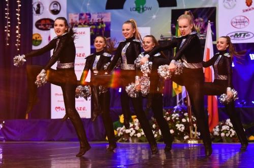 XX Mistrzostwa Polski Cheerleaders Łochów 2017 (1)