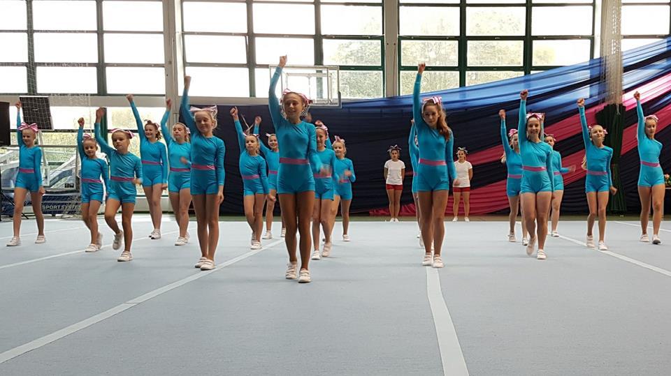 Grand Prix Polski Cheerleaders Łochów 2017 III Memoriał im. MARIANA DZIĘCIOŁA