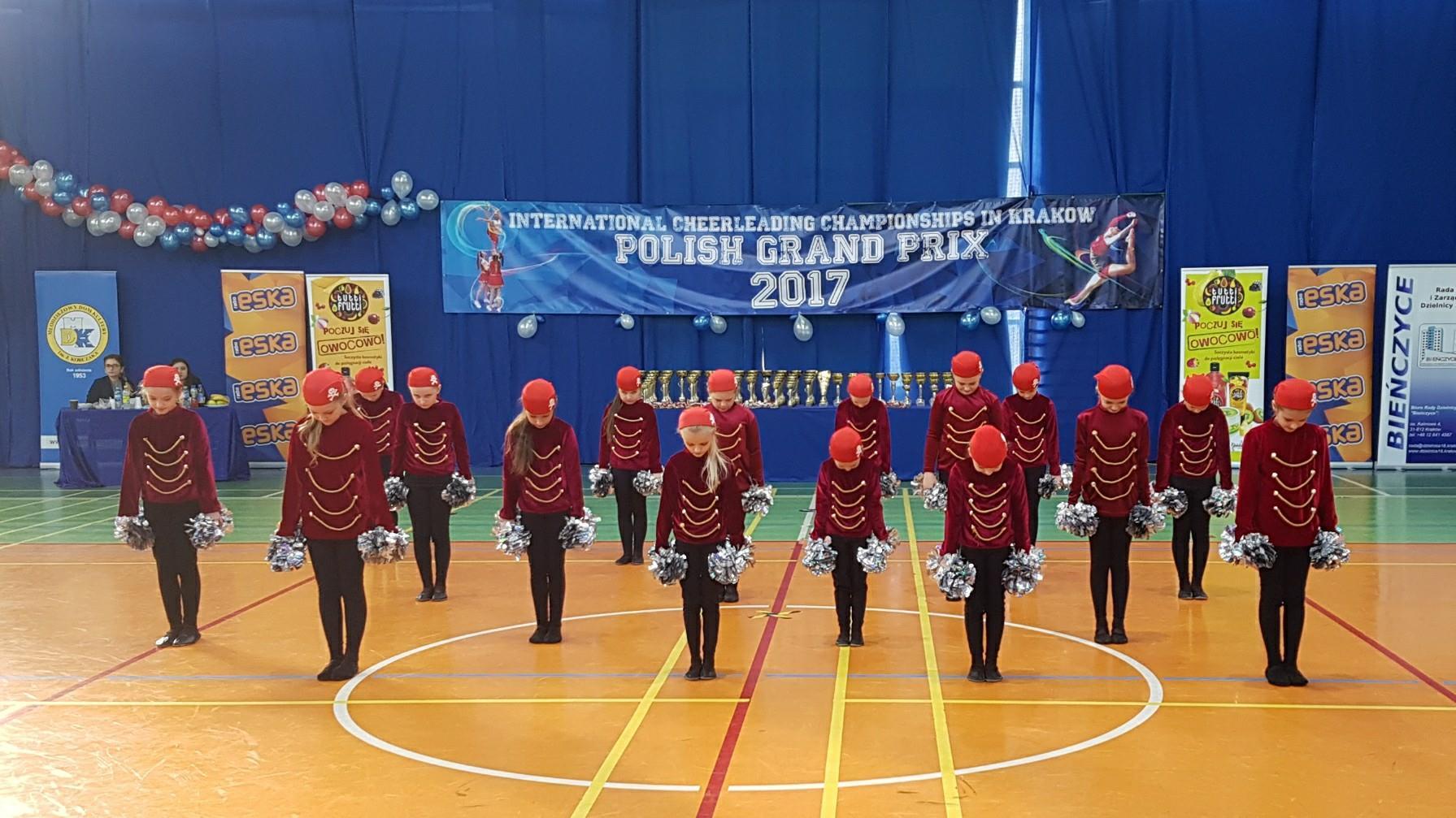 International Cheerleading Championship - Krakow 2017