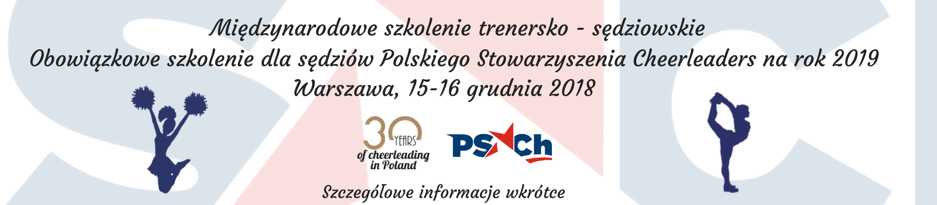 Grand Prix Polski Cheerleaders 2018