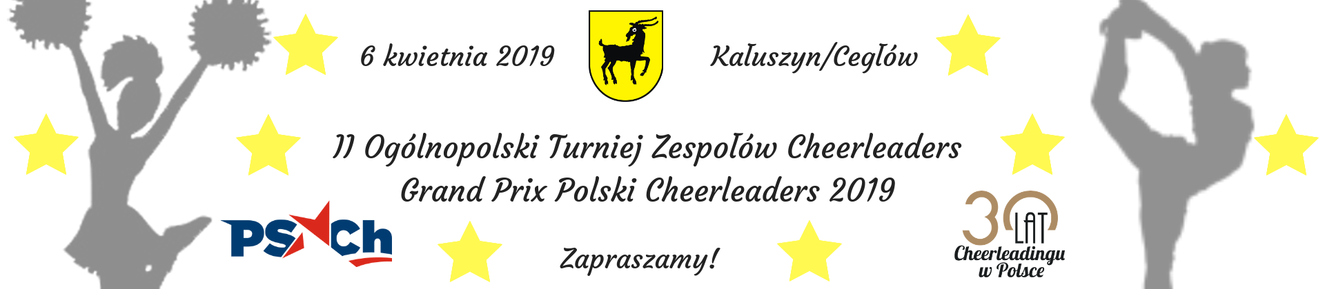 Grand Prix Polski Cheerleaders 2018