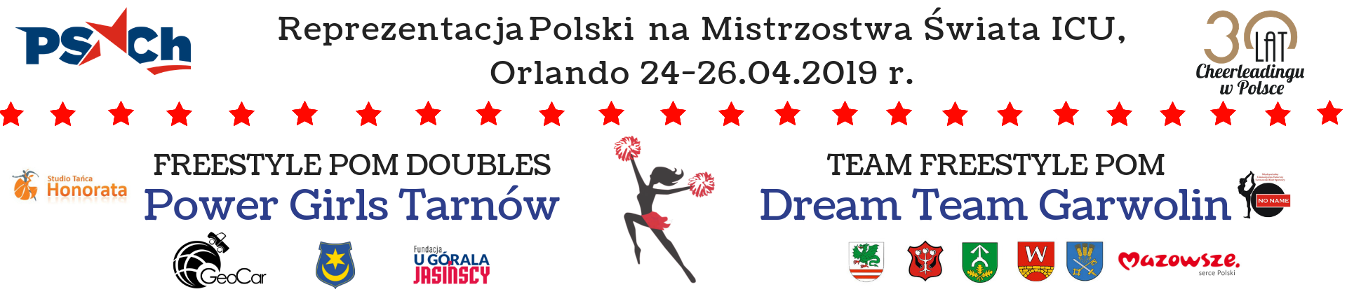 Grand Prix Polski Cheerleaders 2018(1)