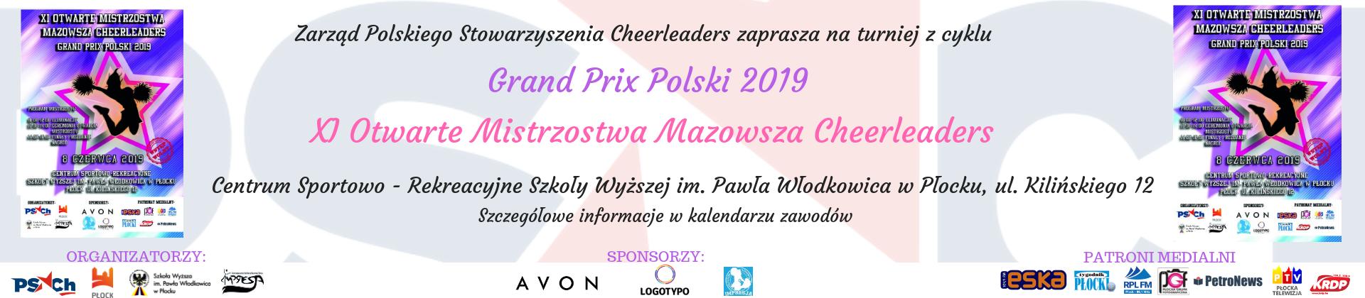 Grand Prix Polski Cheerleaders 2018 (1)