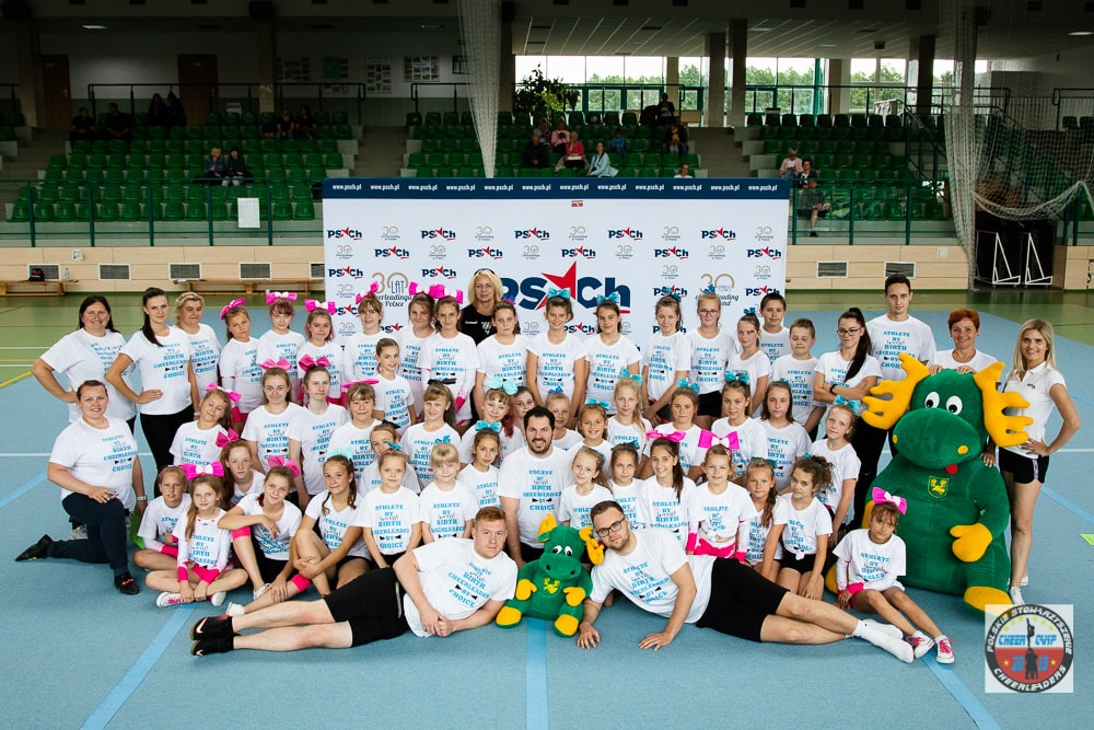 III Cheer Camp PSCh - Łochów 2019