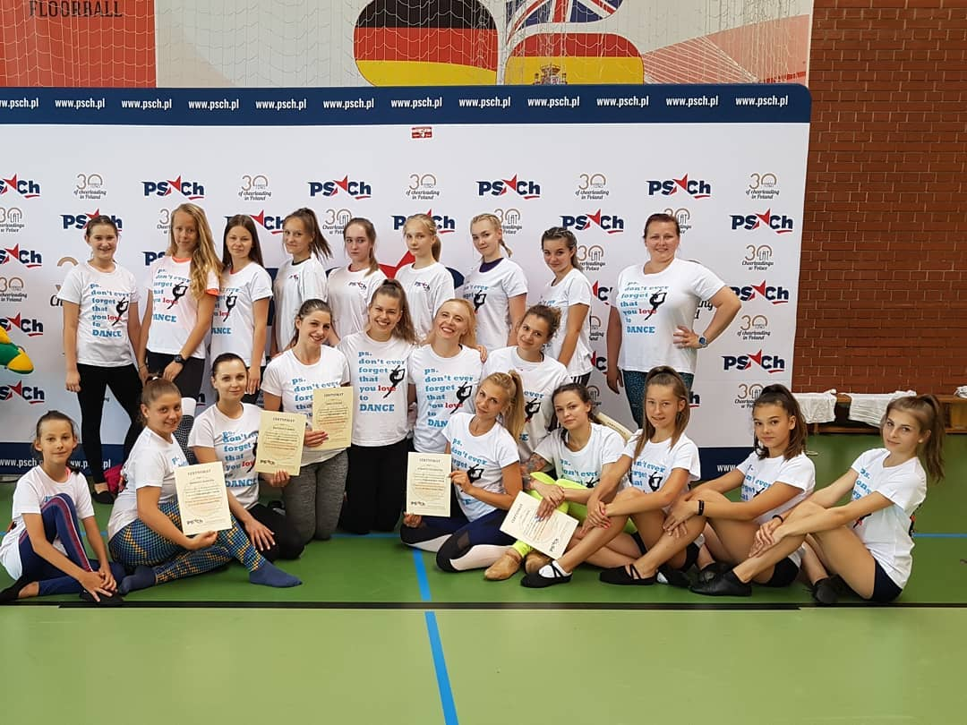 Dance Camp - Łochów 2019