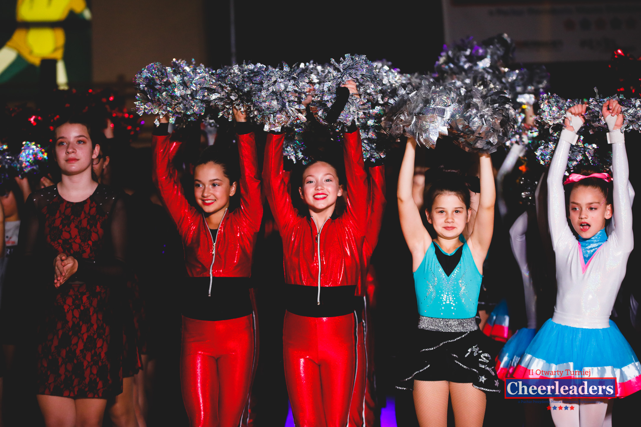II Otwarty Turniej Cheerleaders o Puchar Prezydenta Miasta Piotrkowa Trybunalskiego