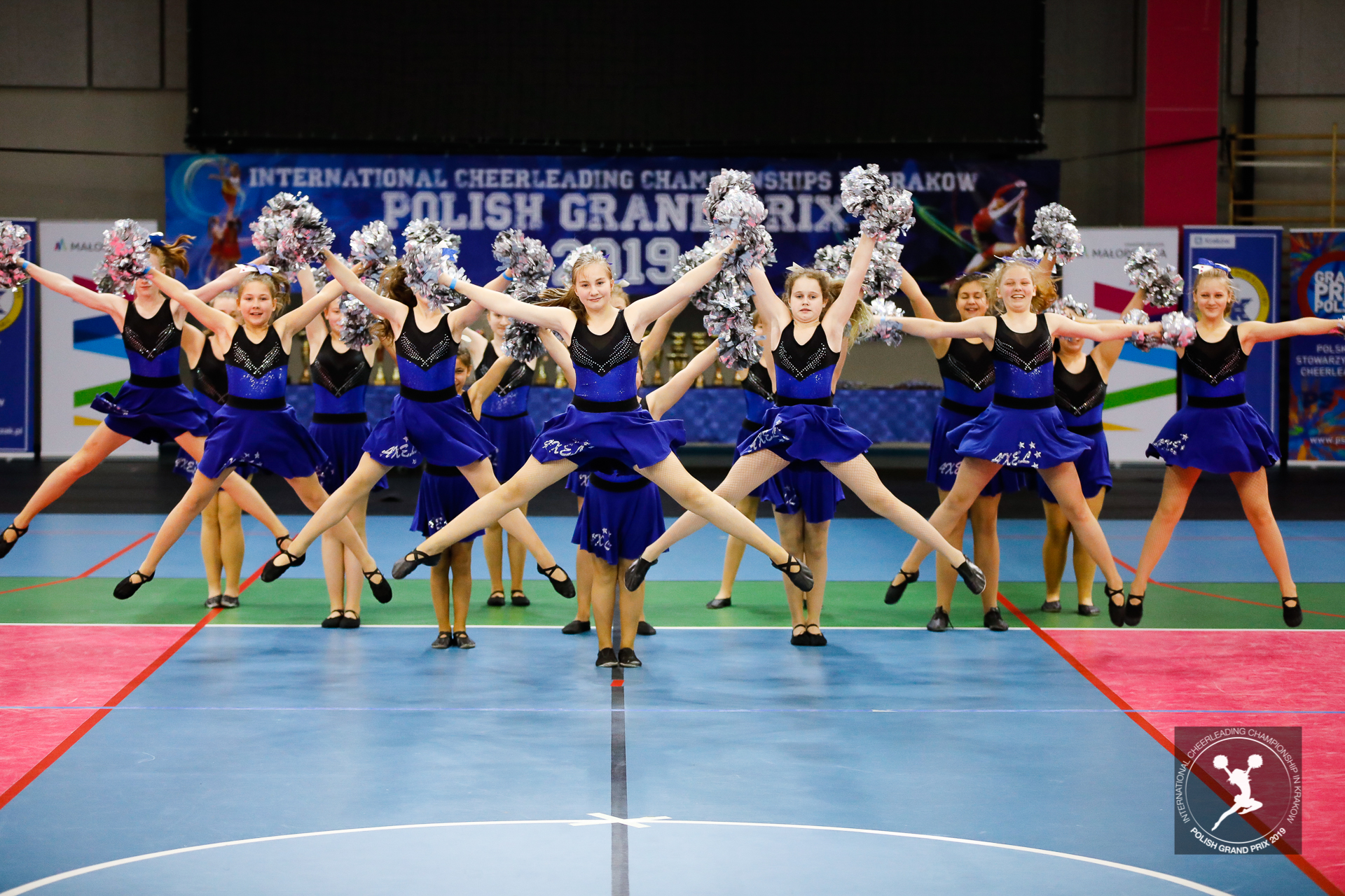 International Cheerleading Championships in Kraków