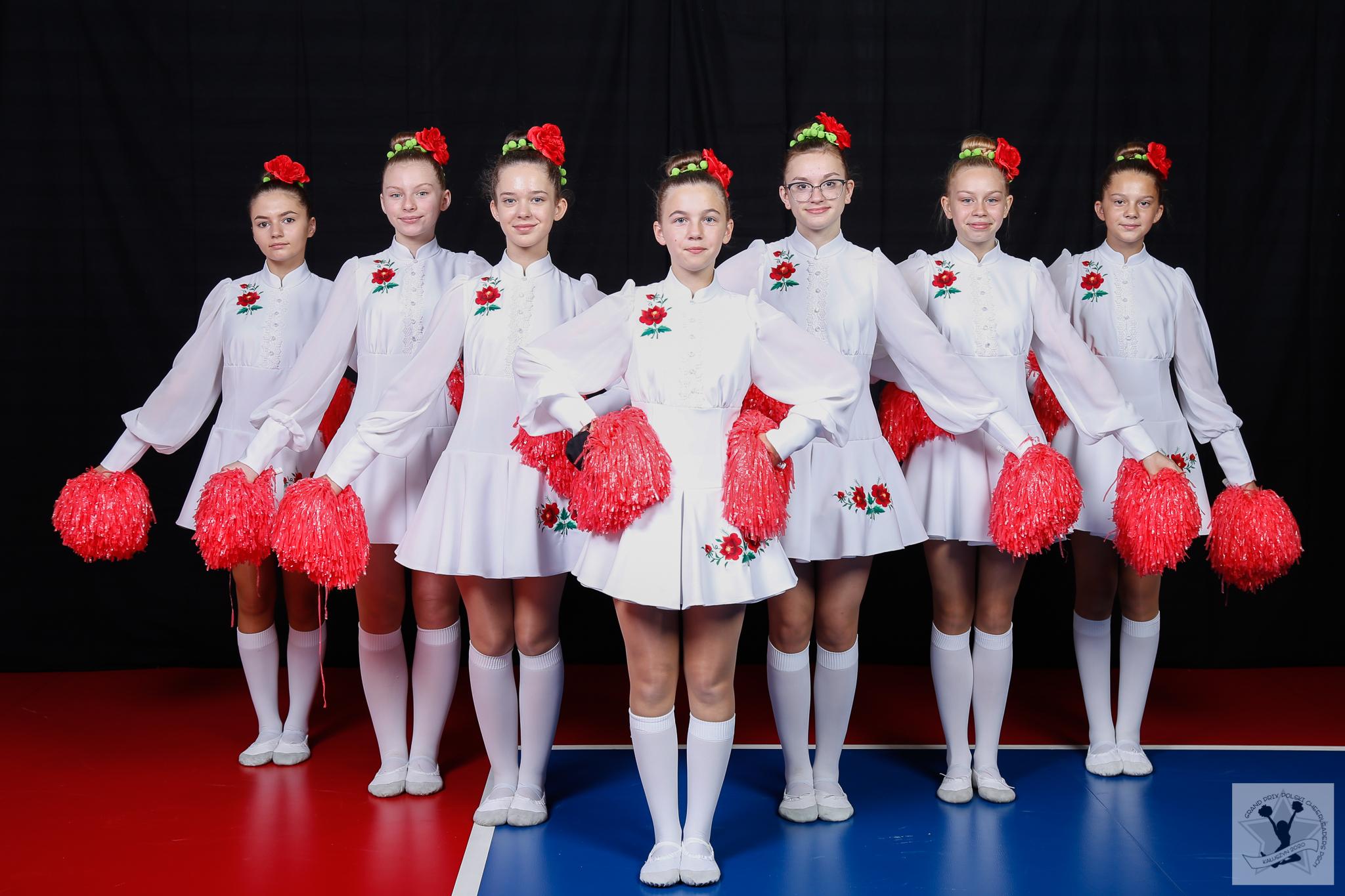 III Otwarty Turniej Zespołów Cheerleaders - Cegłów/Kałuszyn 2020